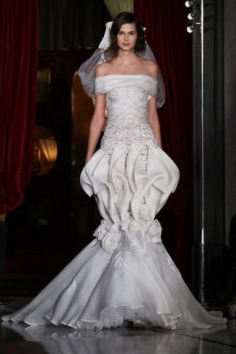 La più bella abiti da sposa Couture