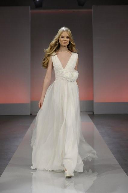Preferenza Abiti da sposa, l'intera collezione di Cymbeline 2013 | Abiti Sposa DX81