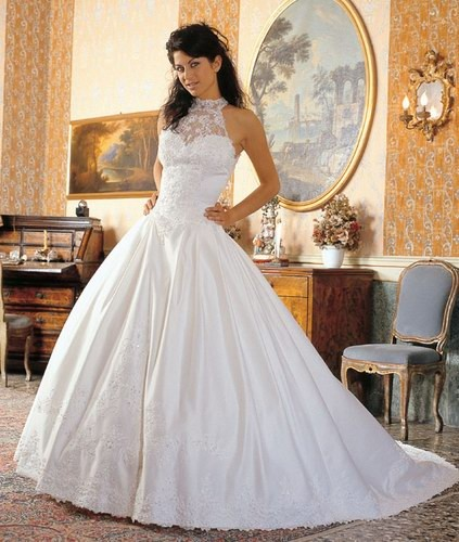 purchase cheap 07baa 4e4c8 L'abito della sposa | Abiti Sposa