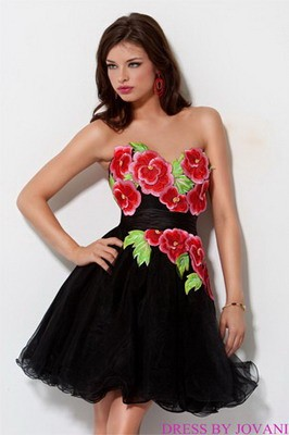 Jovani-2011-Black-Short-Dress-with-Red-Peonies.jpg