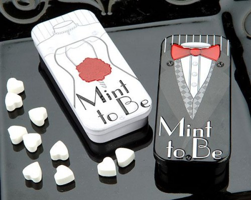 Mint To Be Bride And Groom Slide Mint Tins With Heart Mints.jpg